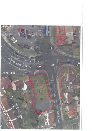 Thumbnail Land for sale in Land At Poulton Bridge Road, Wallasey, Merseyside