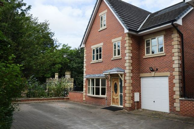 Thumbnail Detached house for sale in The Hollies, Godley, Hyde
