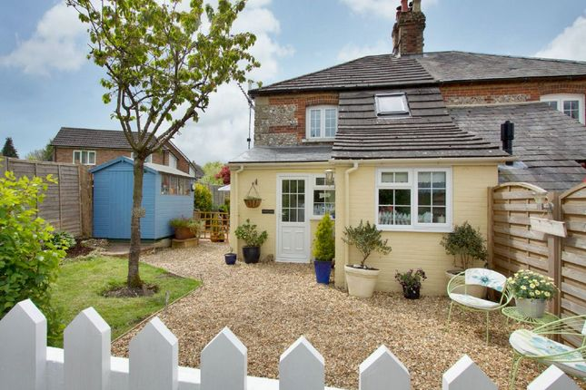 Thumbnail Cottage for sale in Brookside Cottages, Thruxton