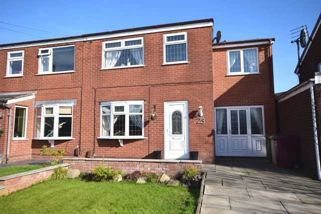 Thumbnail Semi-detached house for sale in Old Vicarage, Westhoughton