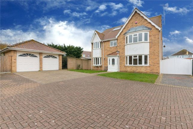 Thumbnail Detached house for sale in Coan Avenue, Clacton-On-Sea, Essex