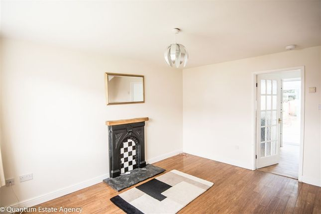 Thumbnail Town house to rent in Barons Crescent, Copmanthorpe, York