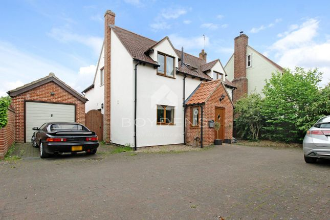 Thumbnail Detached house to rent in The Causeway, Great Horkesley, Colchester