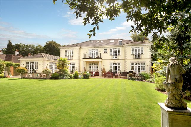 Thumbnail Detached house for sale in London Road, Sunningdale, Ascot, Berkshire
