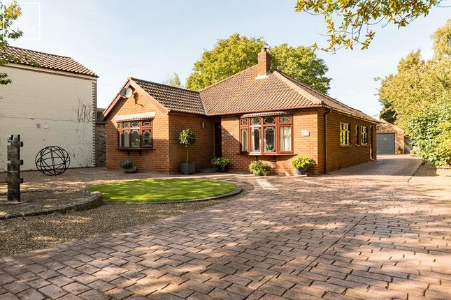 Thumbnail Detached bungalow for sale in High Street, Flixborough, Scunthorpe