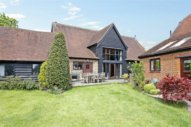 Thumbnail Barn conversion for sale in Widmere Lane, Marlow, Buckinghamshire