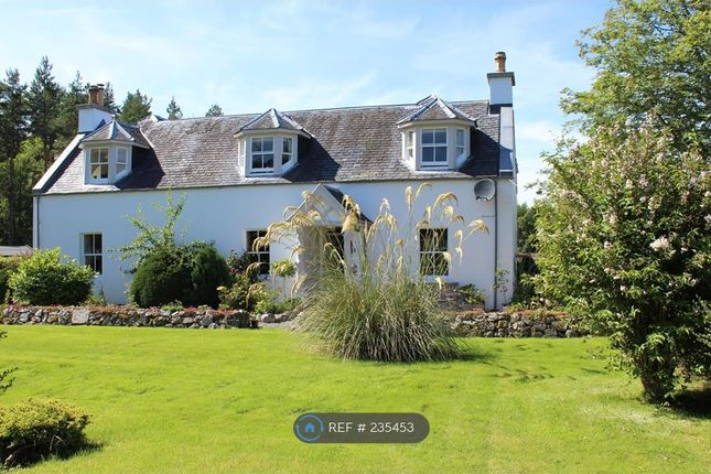 Thumbnail Detached house to rent in Dunphail, Forres