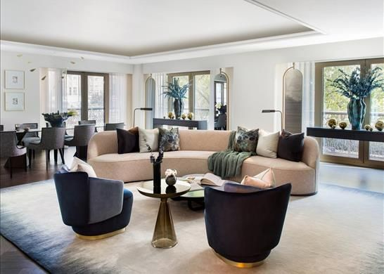 Thumbnail Flat to rent in Clarges Mayfair, London