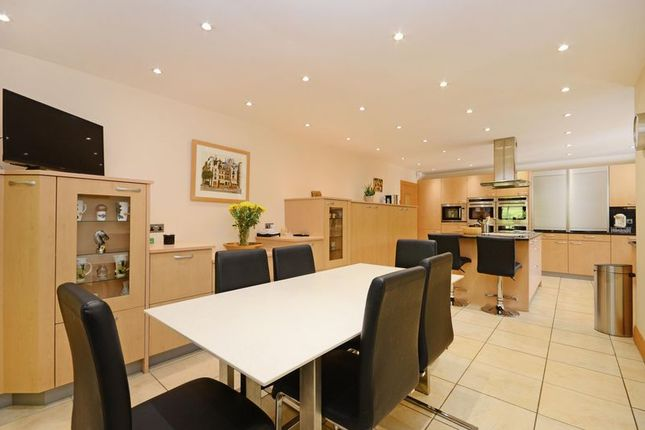 Living Kitchen of Rivendell, Derriman Glen, Ecclesall, Sheffield S11