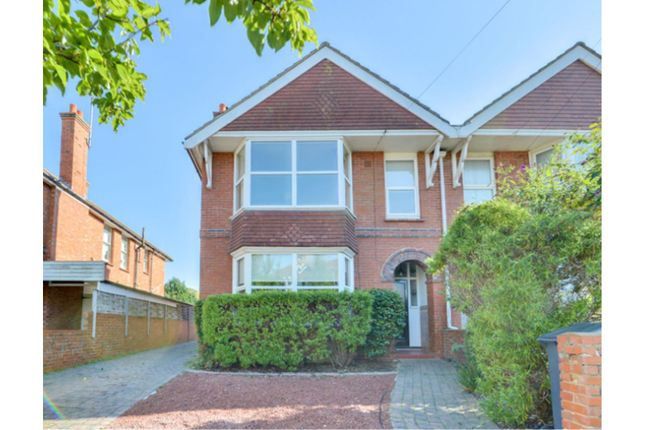 Thumbnail Semi-detached house for sale in Gannon Road, Worthing