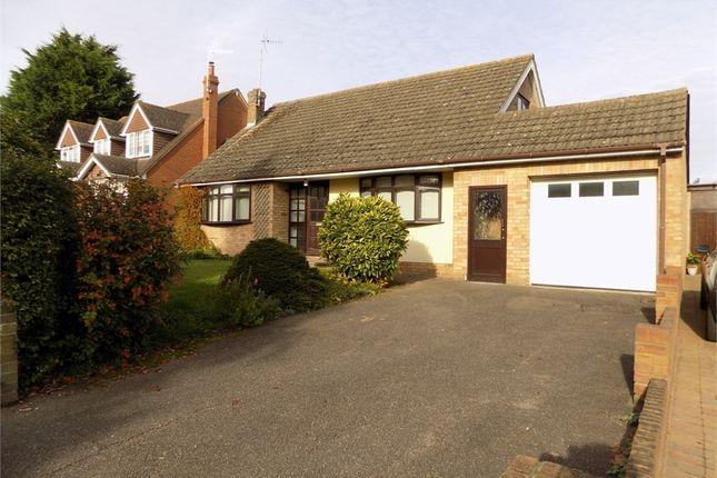 Thumbnail Detached bungalow for sale in Tilsworth Road, Stanbridge, Leighton Buzzard