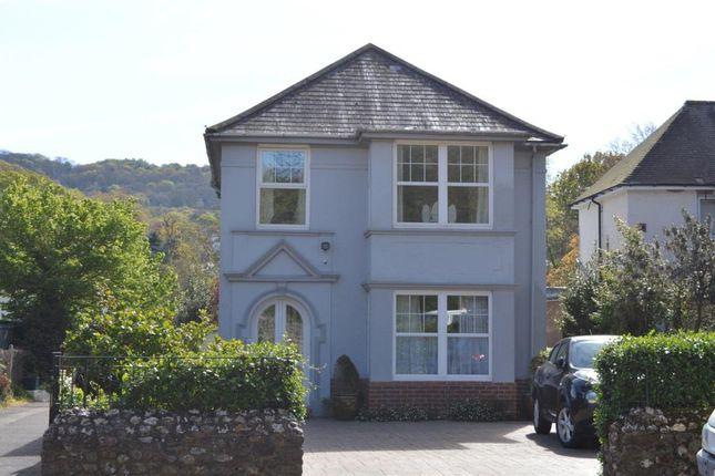 Thumbnail Detached house for sale in Vicarage Road, Sidmouth, Devon