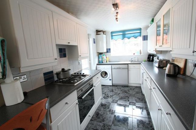 Thumbnail Property to rent in Monnow Way, Bettws, Newport