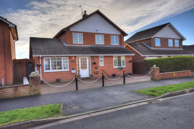 Thumbnail Detached house for sale in Mordacks Road, Bridlington