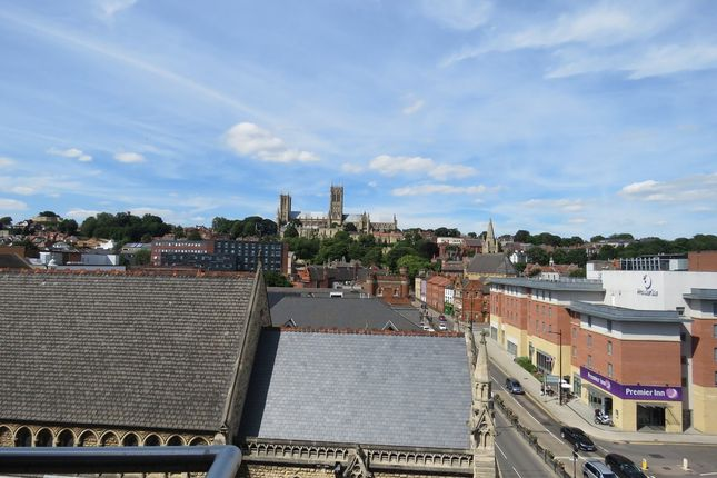 Thumbnail Flat to rent in Lincoln, Lincolnshire