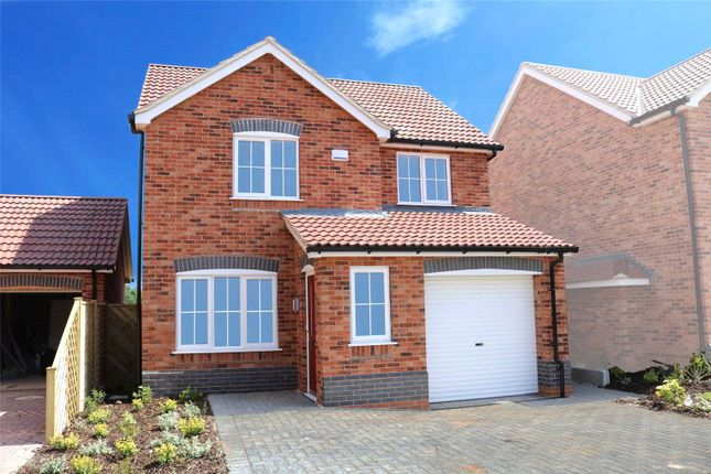 3 bed detached house for sale in Plot 7, The Wordsworth, Frank Cox Meadows, Front Street, Ulceby, North Lincolnshire DN39