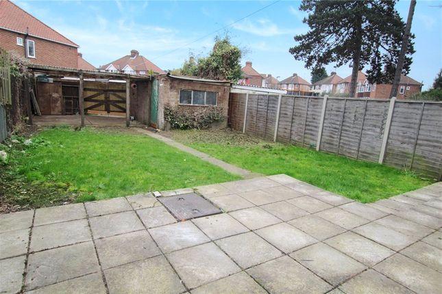 Garden of Felixstowe Road, Ipswich, Suffolk IP3