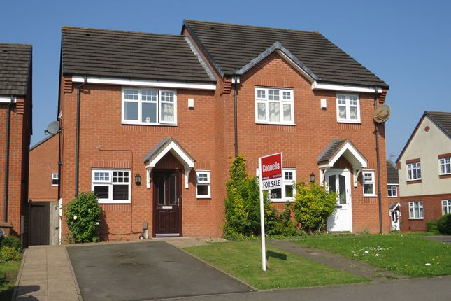 2 bed semi-detached house for sale in Willenhall Street, Darlaston, Wednesbury