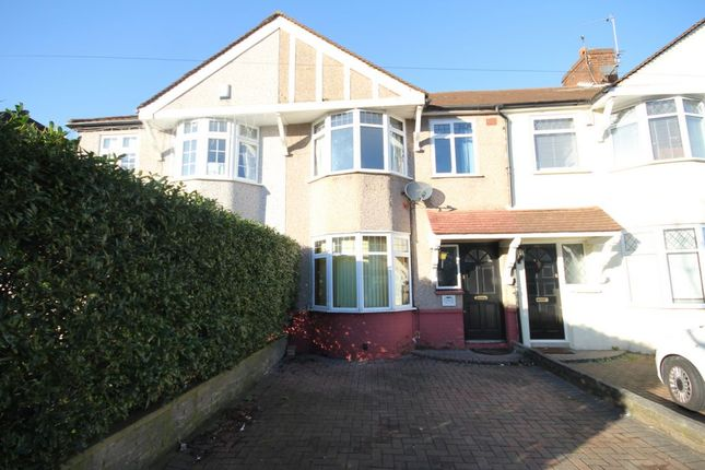 Thumbnail Terraced house to rent in Northumberland Avenue, Welling