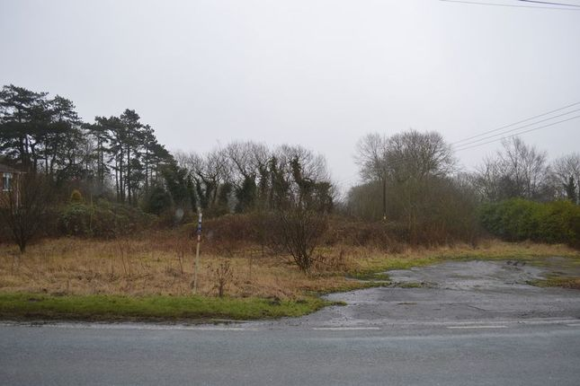 Land for sale in Lincoln Road, East Barkwith, Market Rasen