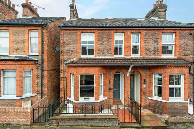 Thumbnail Terraced house for sale in Dalton Street, St. Albans, Hertfordshire
