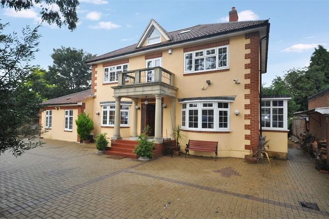 Thumbnail Detached house for sale in Park Avenue, Wraysbury, Berkshire