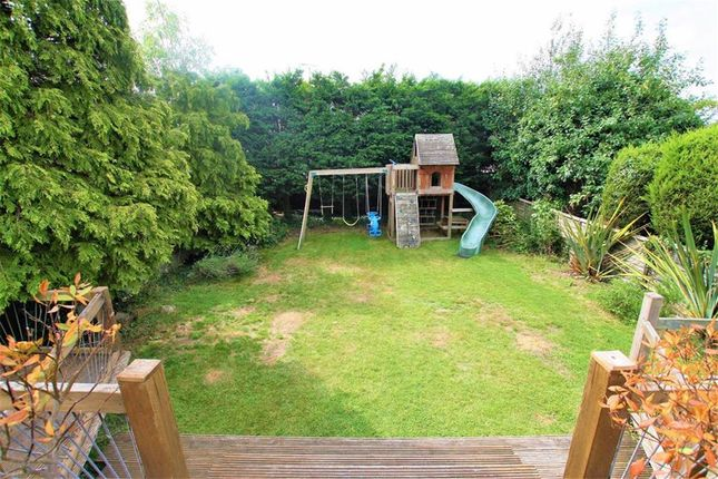 Thumbnail Semi-detached bungalow for sale in Burlington Gardens, Hadleigh, Essex