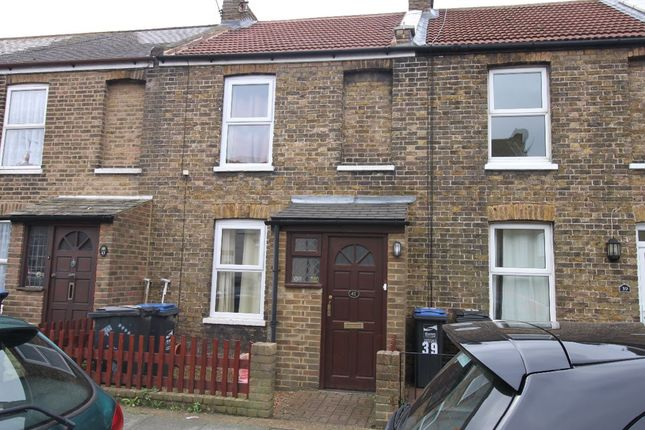 2 bed terraced house for sale in Milton Avenue, Margate
