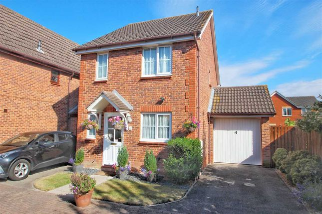 Thumbnail Detached house for sale in Lilian Impey Drive, Highwoods, Colchester