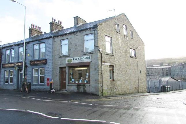 Retail premises for sale in 222 Newchurch Road, Bacup