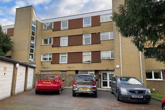 Thumbnail Flat for sale in St. Nicholas Close, Barry