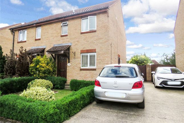 2 bed semi-detached house to rent in The Rampleys, Hemingford Grey, Huntingdon, Cambs PE28