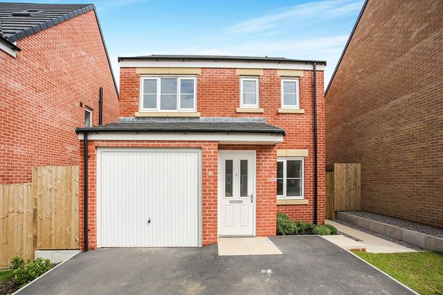 Thumbnail Detached house for sale in Raisbeck Close, Carlisle, Cumbria