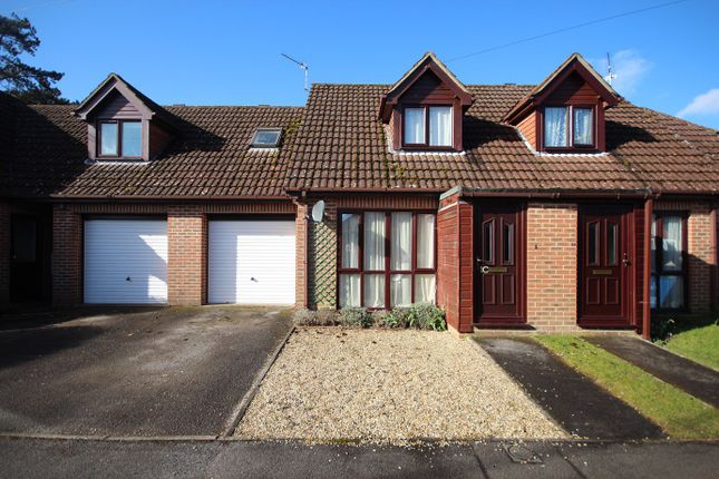 Thumbnail Semi-detached house to rent in Addison Square, Ringwood