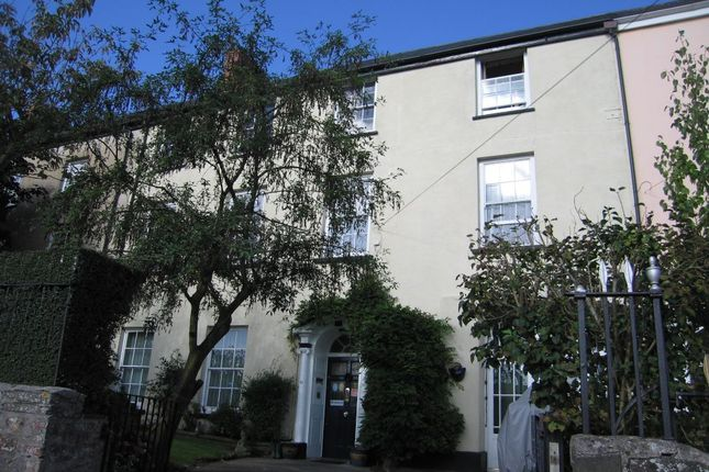 Thumbnail Town house for sale in Hill Street, Haverfordwest, Pembrokeshire