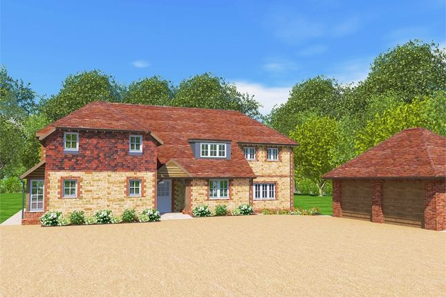 Thumbnail Detached house for sale in Church Road, Worth, West Sussex