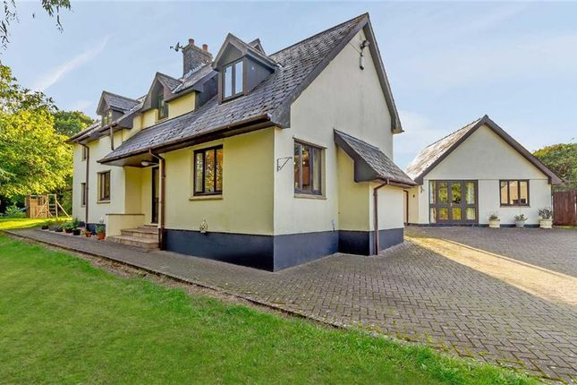 Thumbnail Detached house for sale in Leechpool Holdings, Portskewett, Monmouthshire