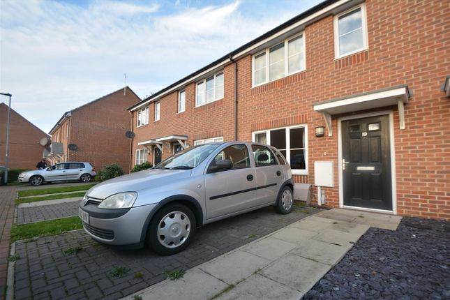 Front of Frederick Drive, Peterborough PE4