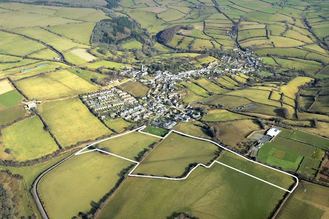 Thumbnail Land for sale in Site For 45 Dwellings Main Road, North Molton