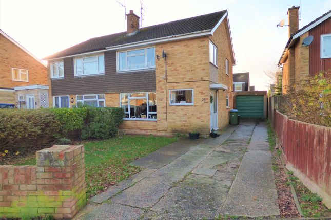 Thumbnail Semi-detached house to rent in Arlington Crescent, East Preston, Littlehampton