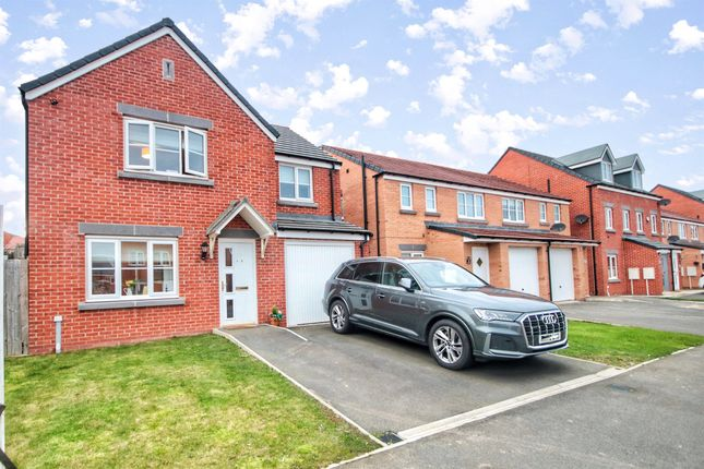 4 bed detached house for sale in Coltsfoot Close, Hartlepool TS26