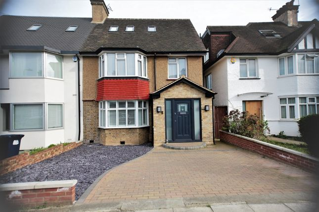 Thumbnail Semi-detached house for sale in Elm Close, Hendon