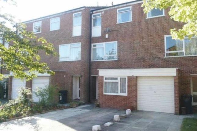 Thumbnail Terraced house to rent in Dumbleton Close, Norbiton, Kingston Upon Thames