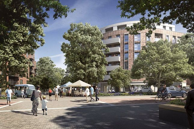 Thumbnail Flat for sale in Clarence Crescent, London