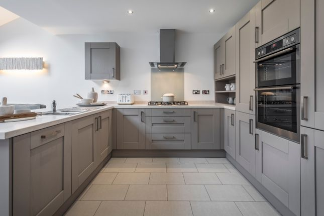Thumbnail Link-detached house for sale in Western Avenue, Huyton