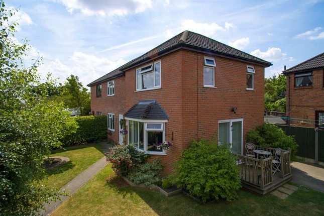 Thumbnail Semi-detached house for sale in Ludborough Road, North Thoresby, Grimsby