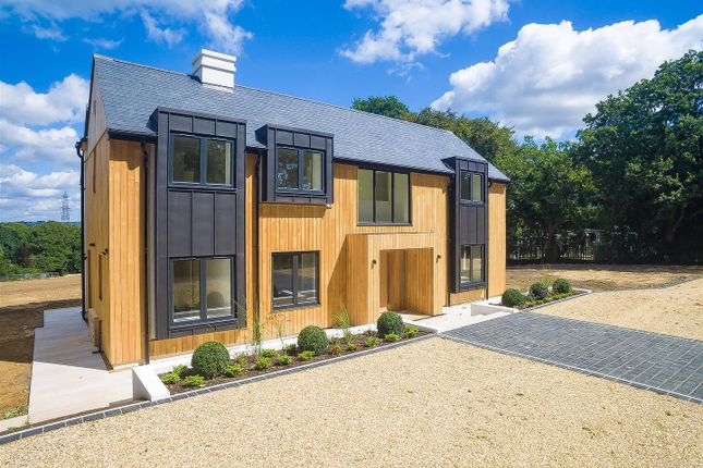 Thumbnail Detached house for sale in Fletching Lane, Newick
