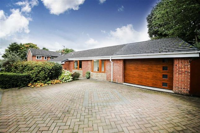 Thumbnail Detached bungalow for sale in Black Croft, Fronting Onto Sheep Hill Lane, Clayton-Le-Woods