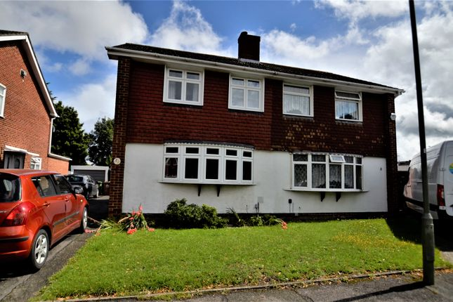 Thumbnail Semi-detached house to rent in Mayfield Close, Ashford