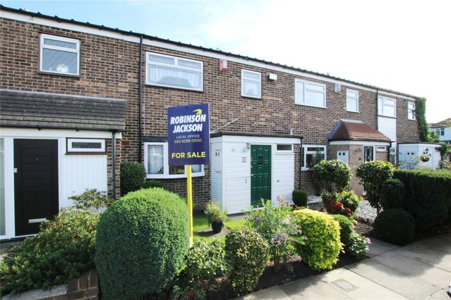 Thumbnail Terraced house for sale in Lingey Close, Sidcup, Kent